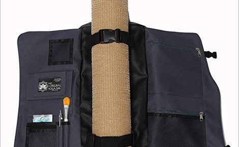 The 5 Best Yoga Mat Bags & How to Make Them At Home